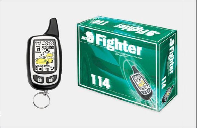 Инструкция к сигнализации fighter (файтер): как определить модель автосигнализации по брелоку